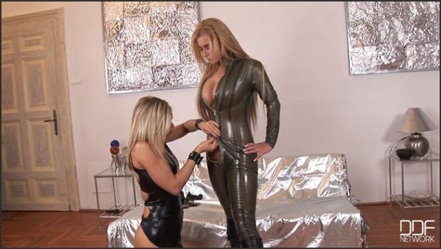 Legalporno.com- Busty blonds in leather