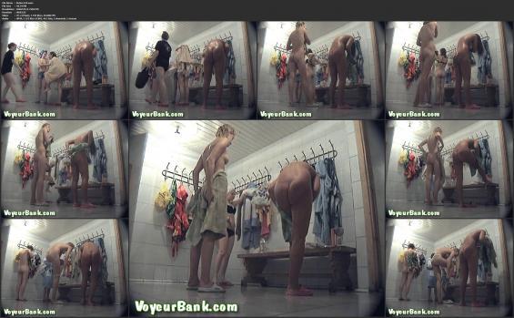 VoyeurBank.com - locker134