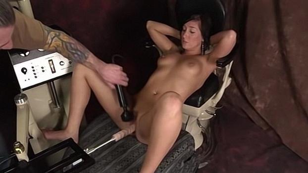 Homegrownvideo.com- Scarlet Gets The Treatment From Max Coxxx_s Sex Machines