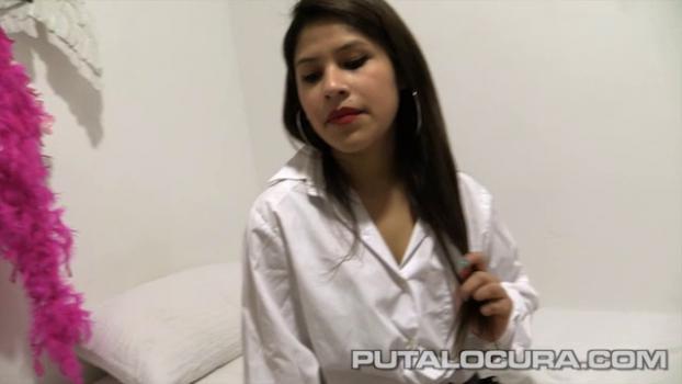 Putalocura.com- Follandome a la colegiala - Dulce Anabel