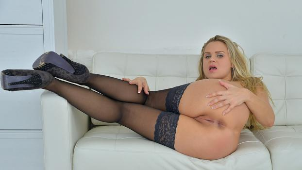Anilos.com- Sultry Blonde