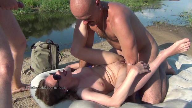 NudeBeachdreams.com- Swingers Party 92 Part 67-Real nudists, beautiful girl, milf