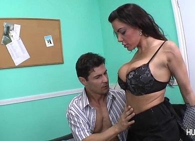 Hustler.com- Victoria Valentina in Bossy MILFs #3