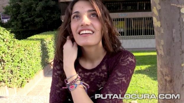 Putalocura.com- CARLOTA TEEN - PILLADAS