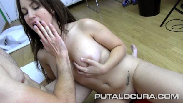 Putalocura.com- Mamada soberbia de la diosa - Irene