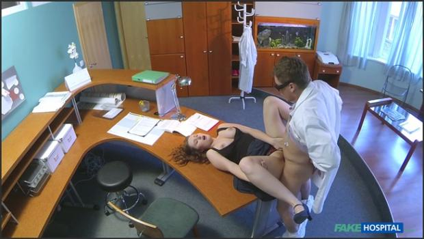 Fakehub.com- Doctor Gives His New Receptionist A Full Body Fucking