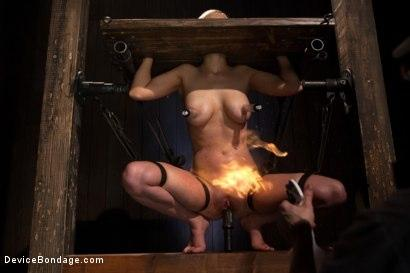 Kink.com- Cherry Torn - The Girl Who Plays With Fire