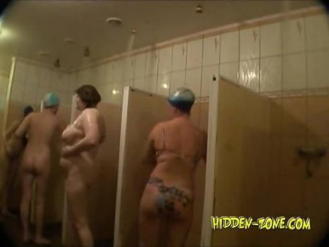Hidden-Zone.com- Sh418# Voyeur video from shower