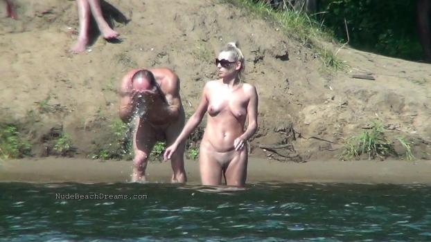 NudeBeachdreams.com- Nudist video 01657