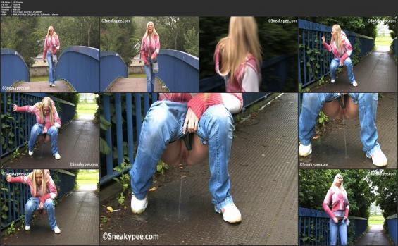 Sneaky pee - p1174