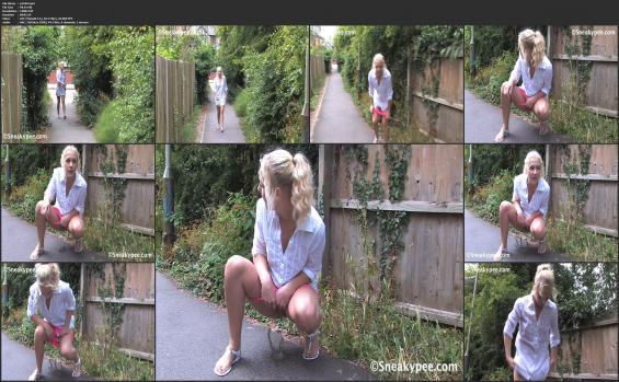 Sneaky pee - p1189