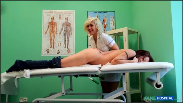 Fakehub.com- Naughty Nurse Heals Sexy Patient With Her Tongue