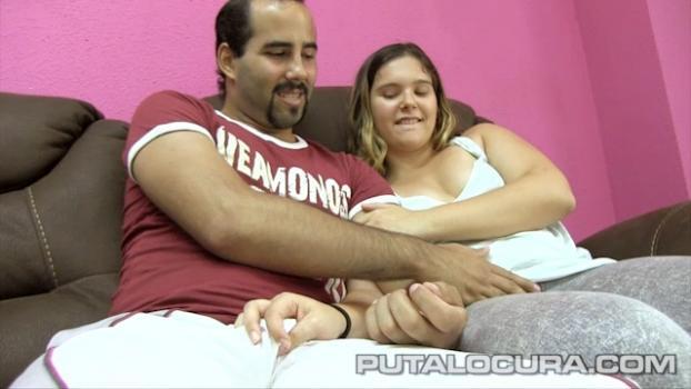 Putalocura.com- Creampie en el chochete! - Carlos y Adara