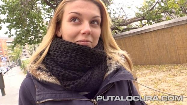 Putalocura.com- DANIELA LEON - PILLADAS