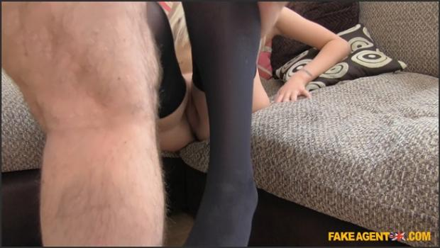 Fakehub.com- Agent Gives Broke Blonde Brit_nbsp;A_nbsp;Good Fuck And Sends Her On Her Way