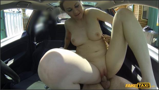 Fakehub.com- Rich Wife Finishes Her Shopping Spree With A Ride On Cabbie_s Cock