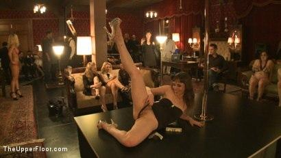 Kink.com- Upper Floor Pole Party