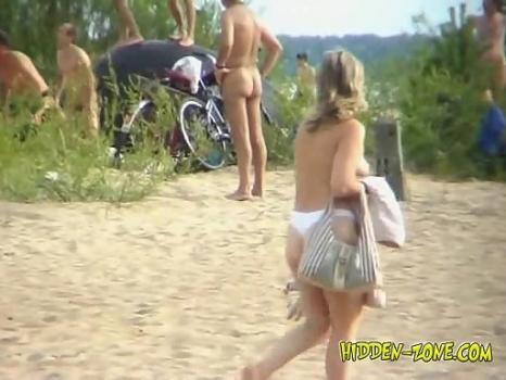Hidden-Zone.com- Nu646# Voyeur video from nude beach