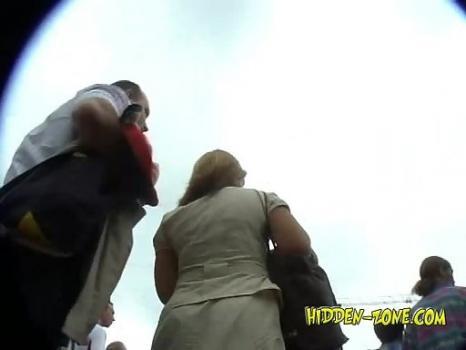 Hidden-Zone.com- Up842# Upskirt video