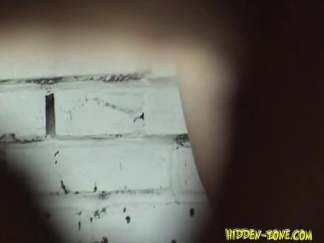 Hidden-Zone.com- Wc1002# Voyeur video from toilet