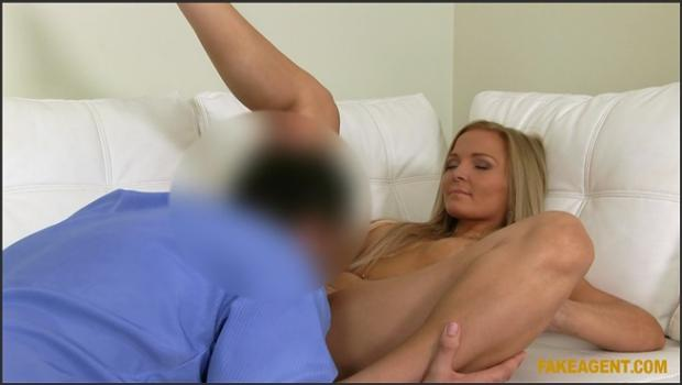 Fakehub.com- Busty Blonde Cheats On her Boyfriend For Fast Money