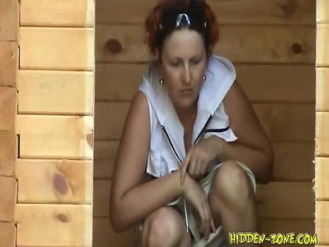 Hidden-Zone.com- Wc1063# Voyeur video from toilet