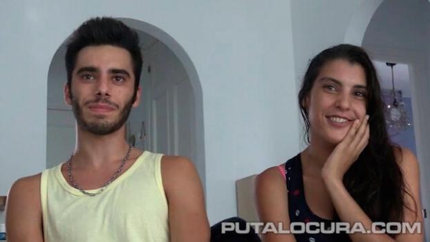 Putalocura.com- Una buena corrida malaguena! - Maria y Dakao