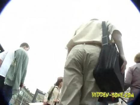 Hidden-Zone.com- Up926# Upskirt video