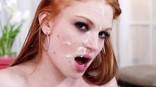 Topwebmodels.com- A Little Ginger Goes A Long Way...