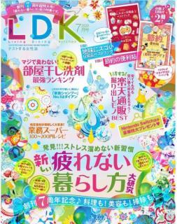 LDK (エル・ディー・ケー) 2020年07月号