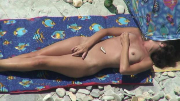 NudeBeachdreams.com- Voyeur Sex On The Beach 57