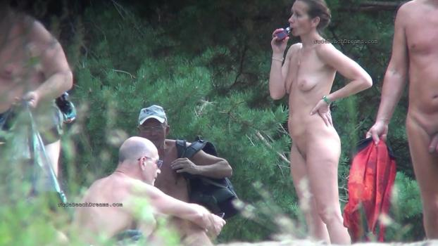 NudeBeachdreams.com- Nudist video 01825