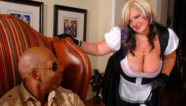 Plumperpass.com- Maid to Serve