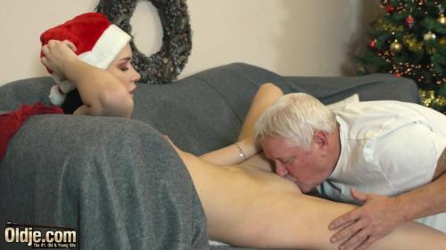 Santa S Naughty Present With Sasha Sparrow  Ano-1