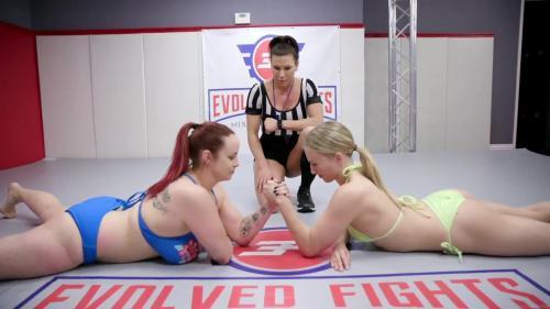 Evolvedfightslez 20 04 28 Bella Rossi and Riley Reyes Arm Wrestling XXX 1080p MP4-WEIRD