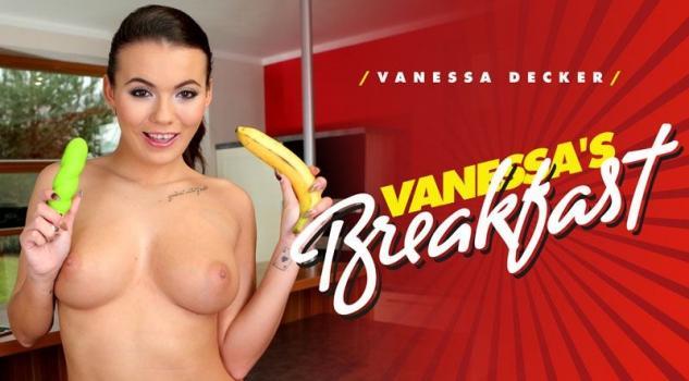 Vrporn.com- Vanessas Breakfast-Euro Chick Masturbation VR-RealityLovers