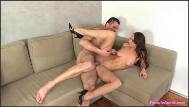 Fakehub.com- Tall Handsome Man Has A Hard Cock Ready To Fuck Agent